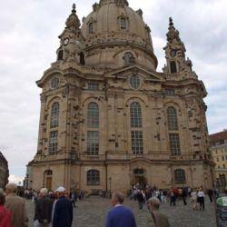 Frauenkirche, genopført og indviet i 2005..jpg